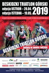 Beskidzki Triatlon Górski wiosna 2019 - Istebna
