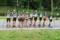 10 pozycji medalowych teamu nabiegowkach.pl w IV Uphillu Duszniki-Zdrój - Zieleniec