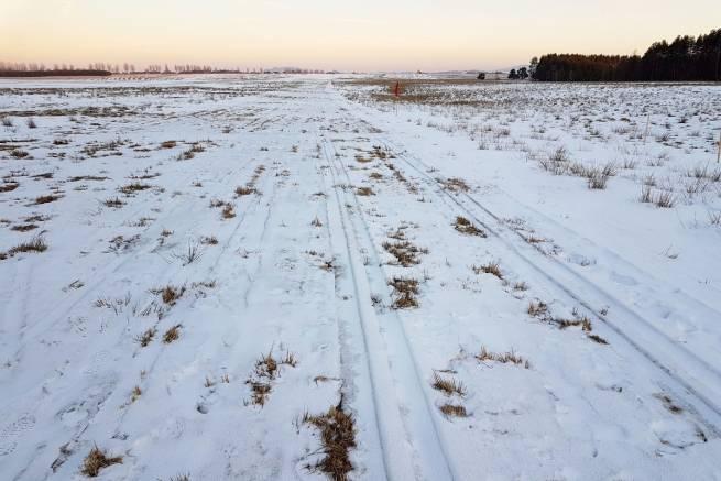 Tak wygląda obecnie trasa Biegu Podhalańskiego