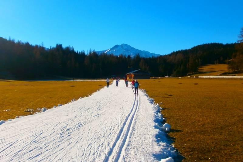 W Europie zimy wciąż nie ma, a w Seefeld można biegać... na nartach