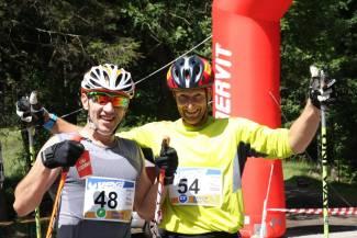 Wystartuj w Vexa Skiroll Tour - polskim cyklu biegów na nartorolkach