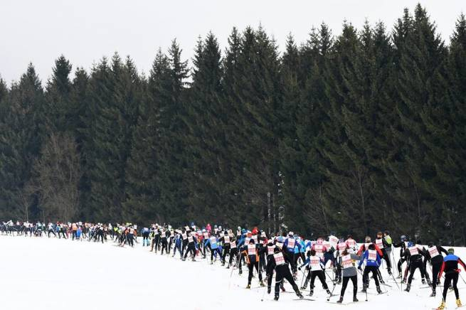 Odwołali twój bieg w pierwszy weekend lutego? Wystartuj w Czechach blisko naszej granicy.