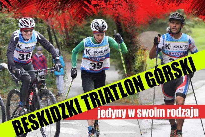 Jesienna tura Beskidzkiego Triatlonu Górskiego w czwarty weekend września