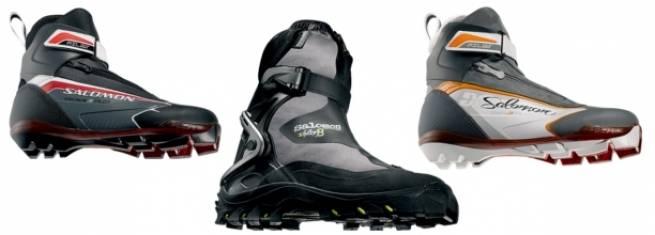 Przegląd butów Salomon na sezon 2011/12