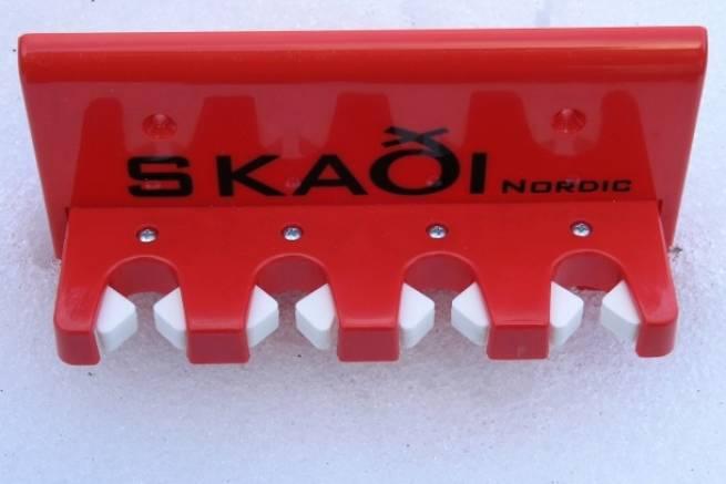 W tym tygodniu dla prenumeratorów biuletynu mamy wieszak na kije Skadi Nordic PoleBudy