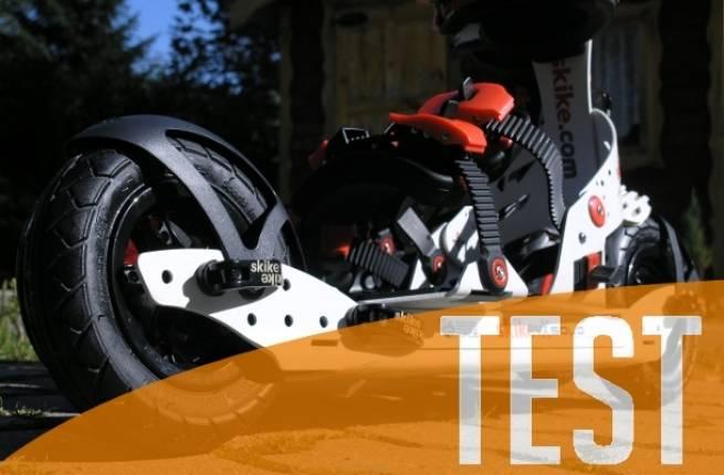 Rolki terenowe Skike VX Solo - TEST