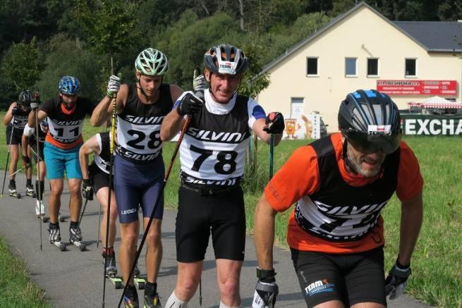 Aż 5 medali z 12 dostępnych w cyklu Skiroll Classics dla teamu nabiegowkach.pl