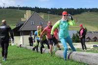 Złote i srebrne medale w Barnett Uphill & Minimaraton dla teamu nabiegowkach.pl