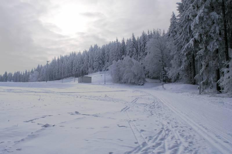 Jamrozowa Polana w Dusznikach Zdroju - doskonałe miejsce na trening zimowy i letni