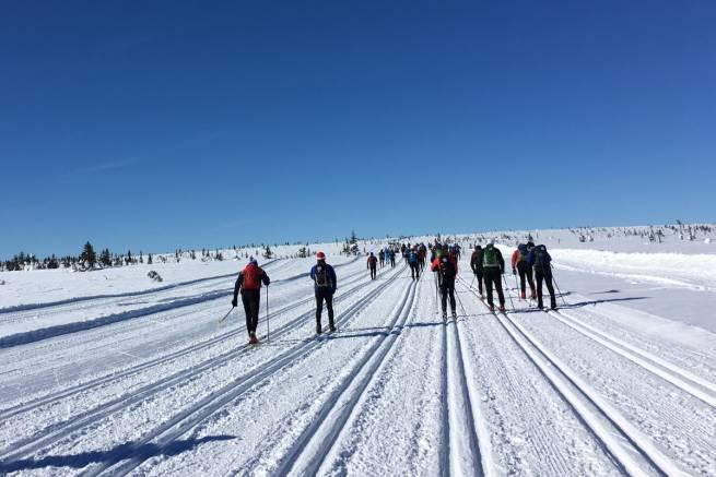 Worldloppet kobiecym okiem, czyli nie tylko o ściganiu na nartach