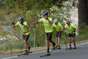 Eksperci: Nie opanujemy techniki narciarskiej trenując na nartorolkach