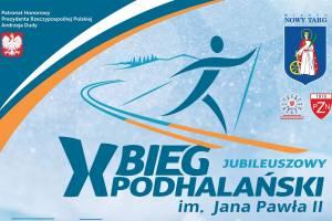 X Jubileuszowy Bieg Podhalański zaprasza do startu całe rodziny