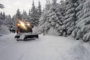 W Górach Orlickich na weekend przygotowywana jest trasa od Kamienia w kierunku Orlicy
