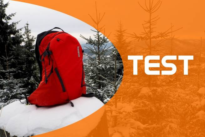 Plecak dla narciarzy THULE Upslope 20l [TEST]
