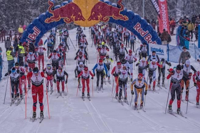 Daniel Iwanowski zwycięża po raz drugi w Red Bull Biegu Zbójników