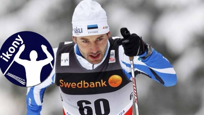 Andrus Veerpalu. Najstarszy narciarski mistrz świata