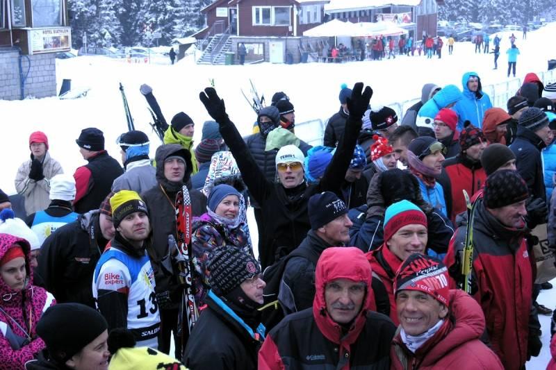 Team nabiegowkach.pl zdobył aż 7 medali w kategoriach wiekowych II SNS w sezonie 2014/15