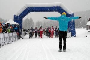 Blisko sto pań wystartowało w pierwszym w Polsce biegu tylko dla kobiet