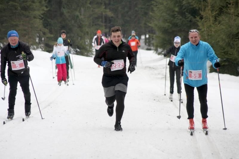 W Biegu Charytatywnym możesz pobiec na nartach i nogach