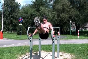 Ćwiczenia siłowe narciarza biegowego [FILM]