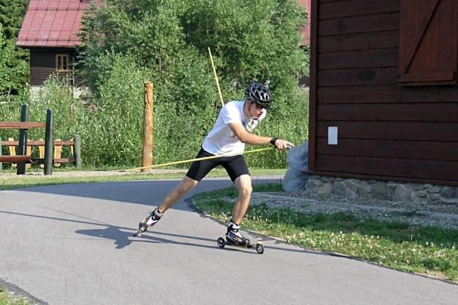 Nartorolki - kurs techniki łyżwowej - podstawy i łyżwowanie