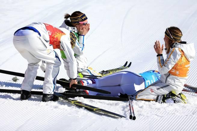 Kontuzje w narciarstwie biegowym