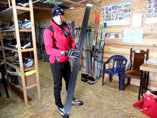 Opowieści o sprzęcie do narciarstwa biegowego - FILM