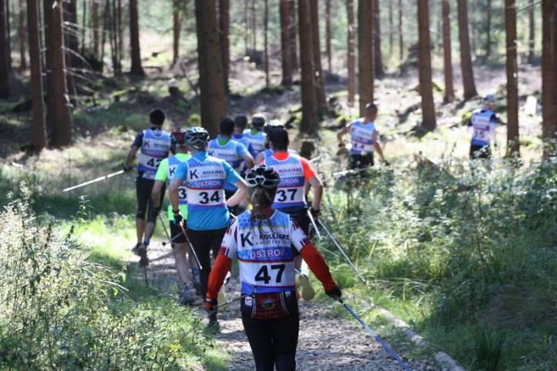 W 2017 roku Beskidzki Triatlon Górski odbywał się w Istebnej na jesieni