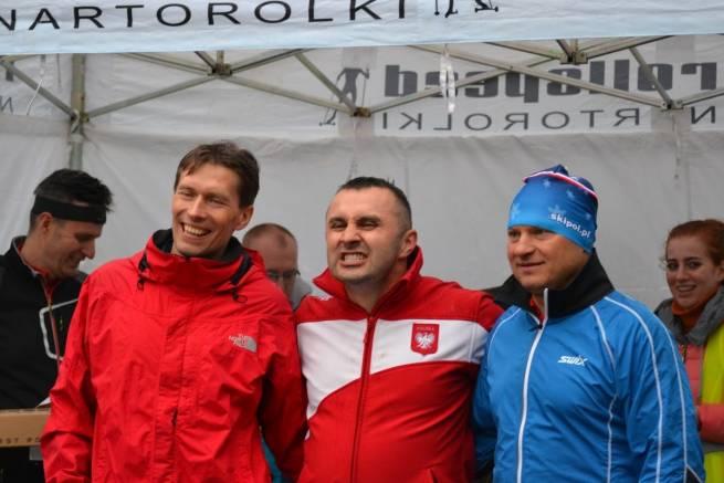 """Dwóch """"ultrasów"""" z teamu nabiegowkach.pl startowało w I Ultramaratonie Nartorolkowym"""