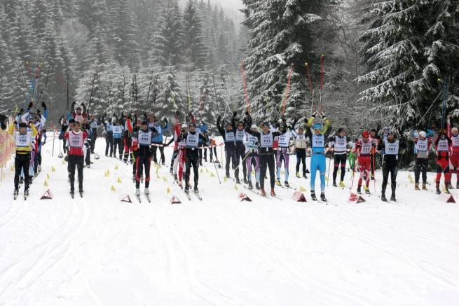 Robert Faron i Katarzyna Witek historycznymi zwycięzcami biegu głównego SGB Ultrabiel
