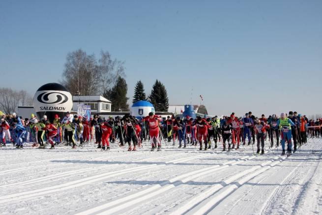 VIII Bieg Podhalański przyciągnął ponad pół tysiąca narciarzy