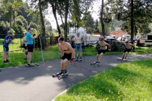Plan treningowy dla sportowca z teamu nabiegowkach.pl - wrzesień