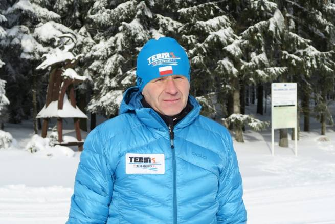 Piotr Michałek - znów wygrał w Czechach