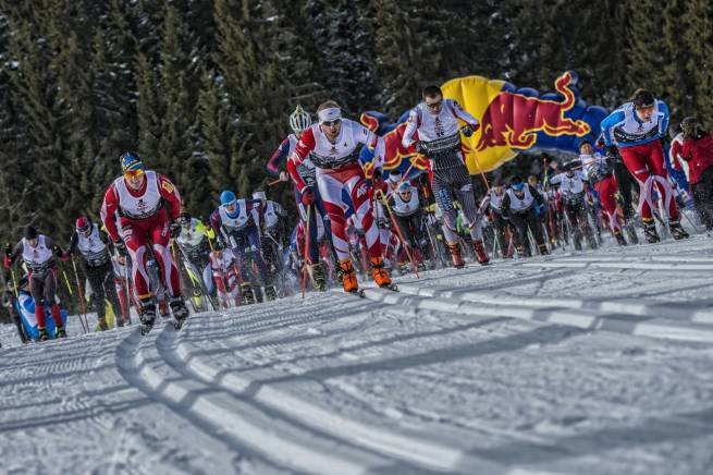 Red Bull Bieg Zbójników znów zawita do Białki Tatrzańskej w styczniu 2015