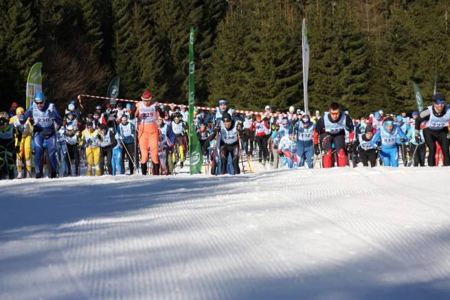 Blisko 140 zawodników wybrało dystans 20 km