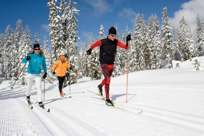 Biegaj na nartach, będziesz zdrowszy
