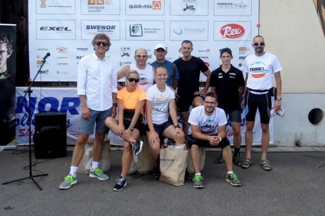 Po sześciu biegach w Skiroll Classics team nabiegowkach.pl awansował na 4. miejsce