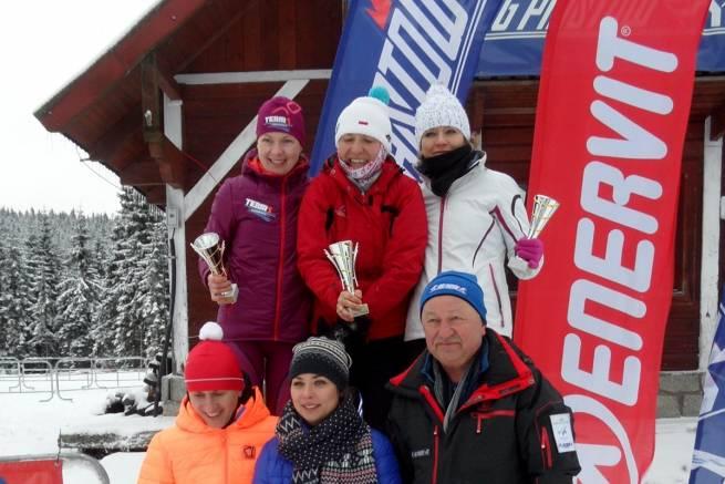 Wyniki zawodników teamu nabiegowkach.pl 31 stycznia 2016 w Enervit Classic 10 km