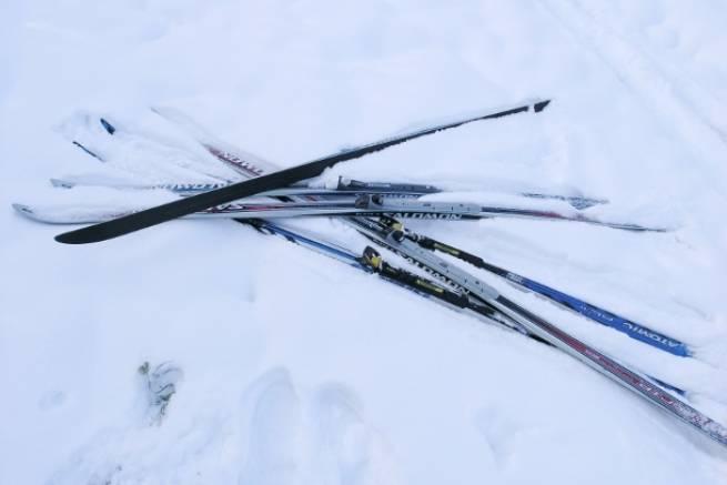 Najczęściej spotykane podziały nart biegowych