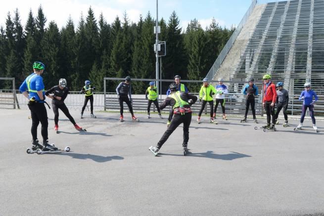 Team nabiegowkach.pl trenował i startował w długi weekend maja