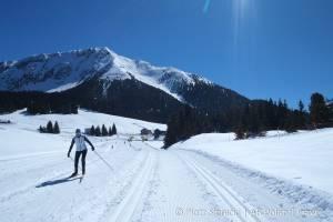 Passo Lavaze - Centro Fondo Lavaze - Centrum narciarstwa biegowego w Lavaze