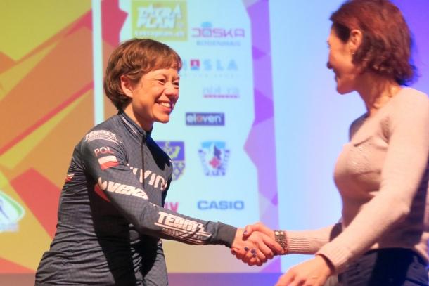 Beata Nowok trzecia w biegu głównym Białej Stopy