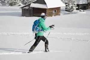 Technika poruszania się na nartach backcountry