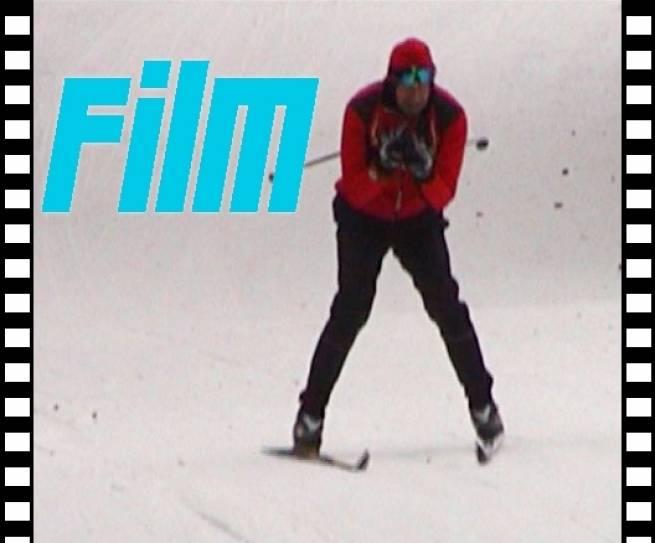 Wirtualny kurs narciarstwa biegowego (odc. 5) - styl klasyczny - pługowanie - FILM