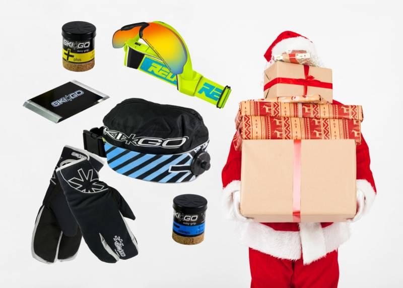 Pomysły na prezent dla narciarza biegowego - Gwiazdka 2019
