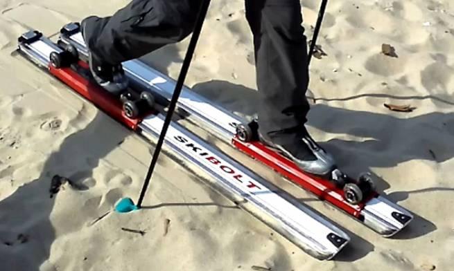 Letnie narty Skibolt - wrażenia z jazdy