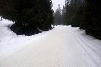 Warunki na trasach 11 stycznia 2018 [RAPORT]