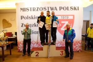Edward Mucha z teamu nabiegowkach.pl Mistrzem Polski wśród sześćdziesięciolatków