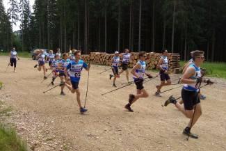 Grzegorz Legierski i Karolina Kukuczka zwyciężyli w Beskidzkim Triatlonie Górskim - Istebna 2018