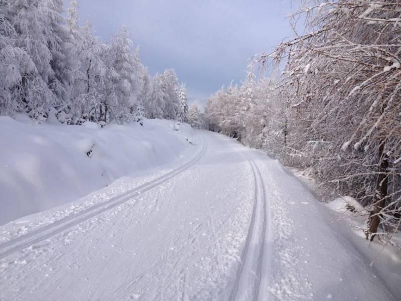 W Jakuszycach są już bardzo dobre warunki do biegania